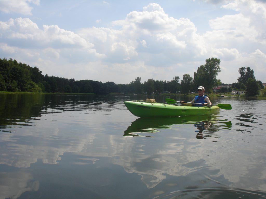 Rosnowo, jezioro Rosnowskie, Radew, spływ kajakowy, wypożyczalnia kajaków