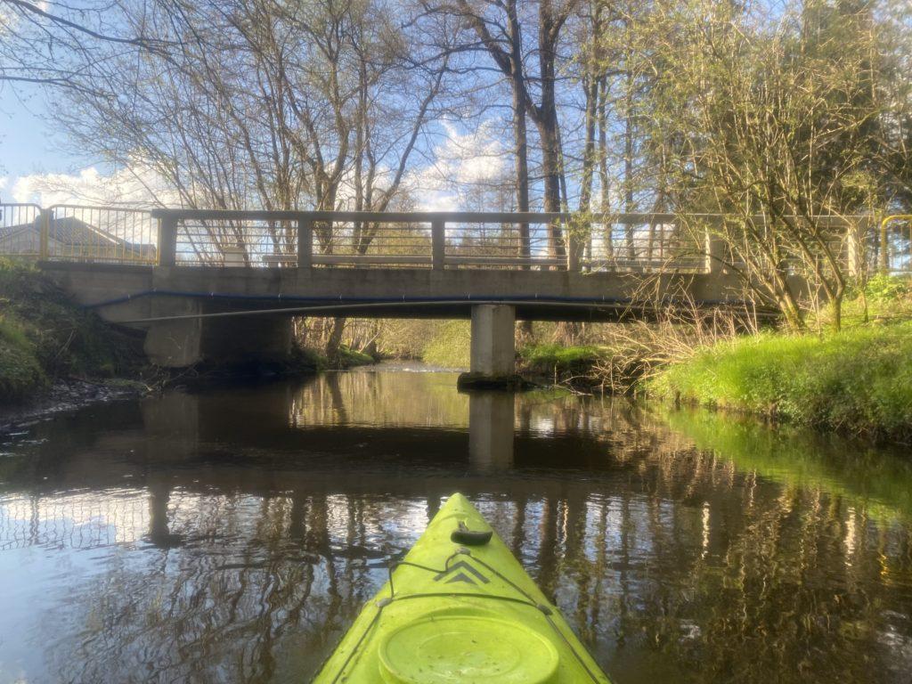 Chotla most w Bukówku
